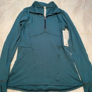 Lululemon Kanto Zip Pullover Shirt New with Tag 6